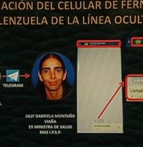 Caso respiradores: Se revelan conversaciones y llamadas de Valenzuela y Humerez