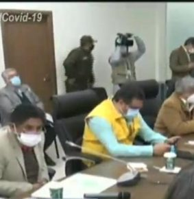 Los viernes se suspenden actividades públicas y privadas en La Paz